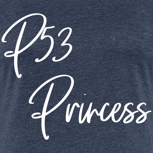 p53 Princess - Women's Premium T-Shirt
