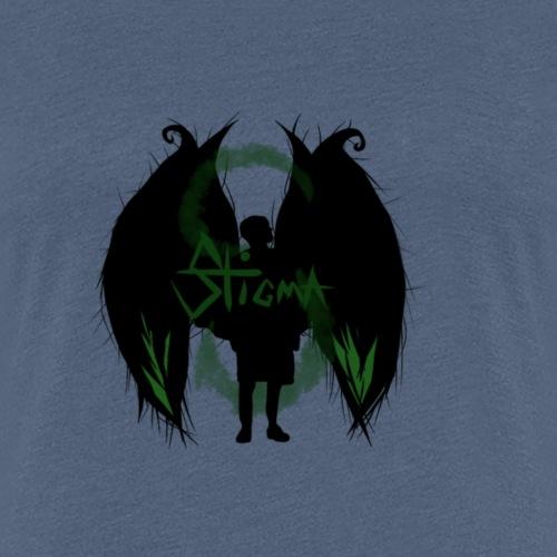 STIGMA - V - T-shirt Premium Femme