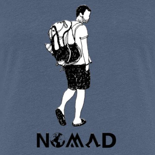 Nomad - Camiseta premium mujer