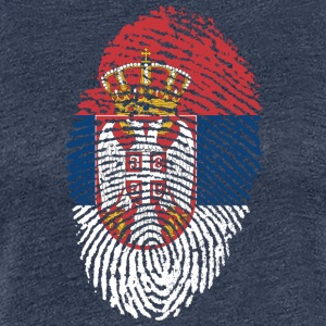 SERBIA 4 EVER COLLECTION - Frauen Premium T-Shirt