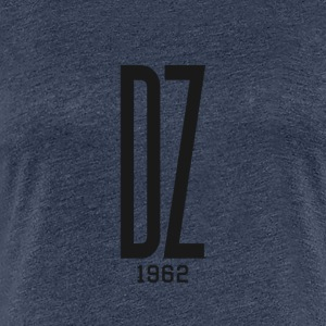 Logo transparent black DZ 1962 - Women's Premium T-Shirt