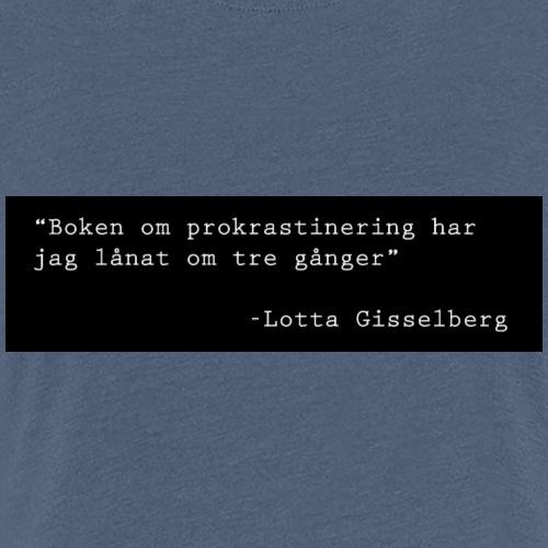 Lotta Gisselberg - Premium-T-shirt dam