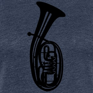 tenor-horn - Women's Premium T-Shirt