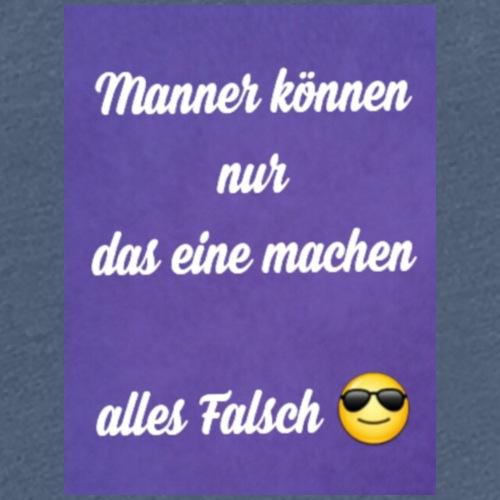 Falsch - Frauen Premium T-Shirt