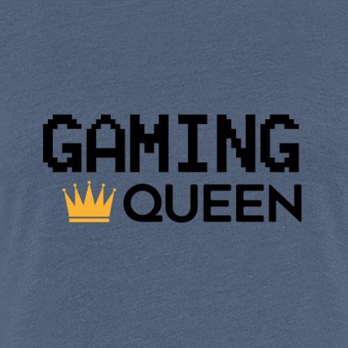 Gaming Queen - Women's Premium T-Shirt