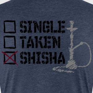 SINGLE? TAKEN? SHISHA! - Women's Premium T-Shirt