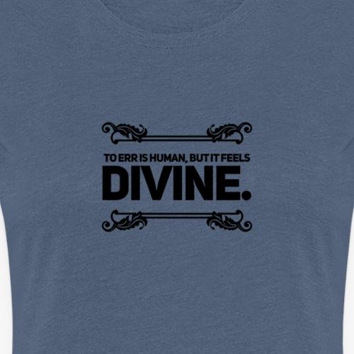 Sassy lassie - Mae West - Women's Premium T-Shirt
