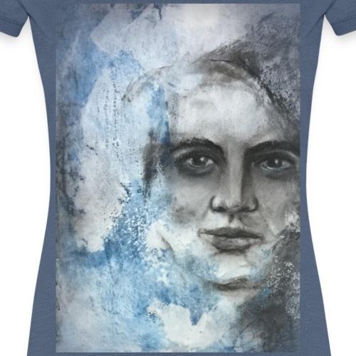 Portrait 1 - Träumen - Frauen Premium T-Shirt