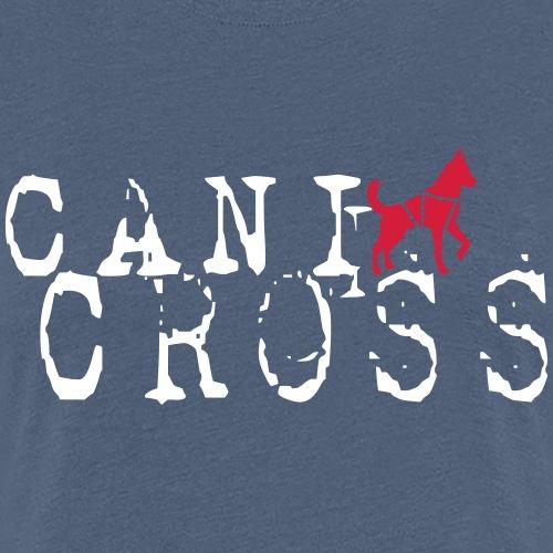 Canicross - Hunde Geschenk Zughund Laufsport Super - Frauen Premium T-Shirt
