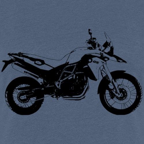 F800GS - Frauen Premium T-Shirt