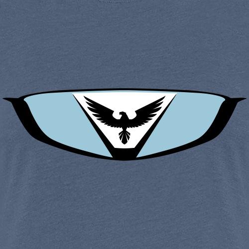 Adler Design - Frauen Premium T-Shirt