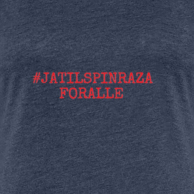 #jatilspinrazaforalle - rød