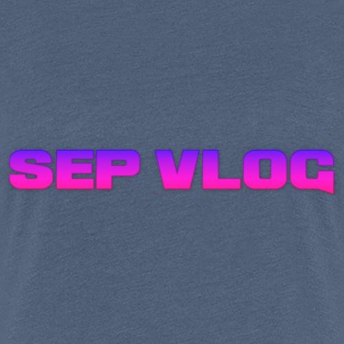 sep vlog - Vrouwen Premium T-shirt
