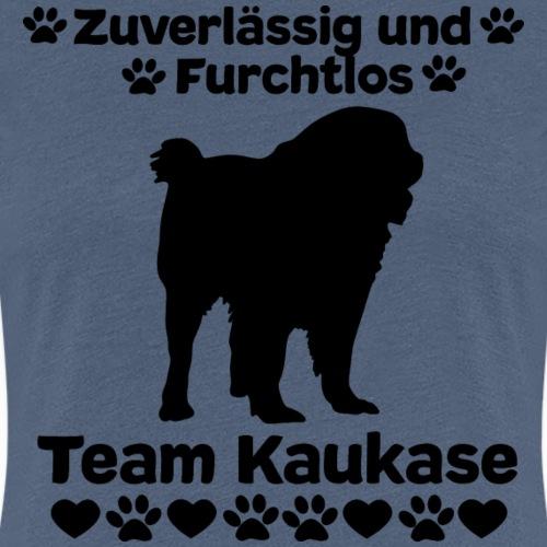 Kaukasischer Schäferhund Owtscharka - Frauen Premium T-Shirt