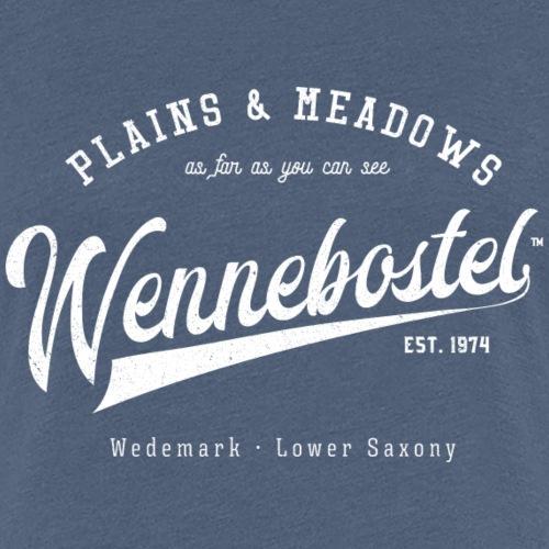 Wennebostel Retroshirt - Frauen Premium T-Shirt