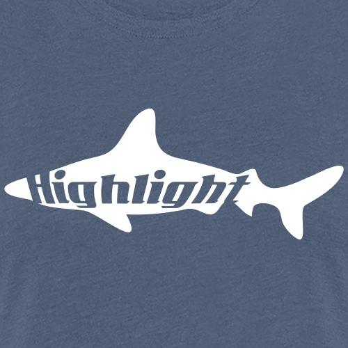 High(hai)light - Frauen Premium T-Shirt