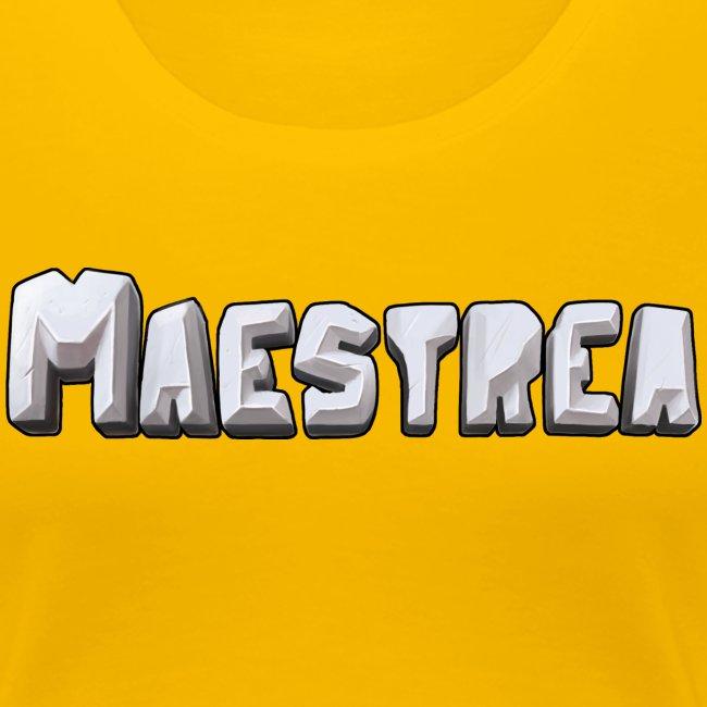 Maestrea Logo Text