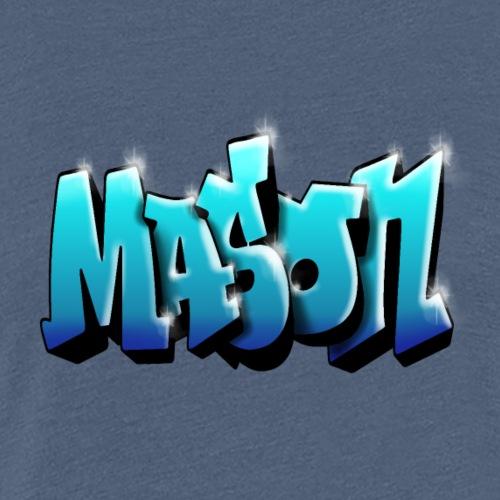 Graffit Mason - T-shirt Premium Femme