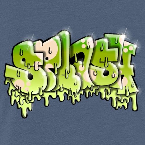 Graffiti Splash - T-shirt Premium Femme