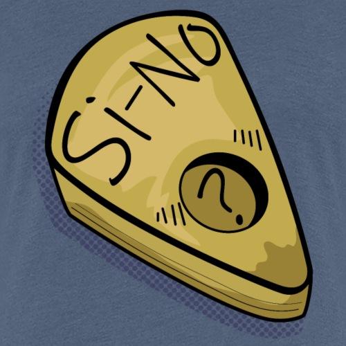 diseño trinagulo de la Ouija - Camiseta premium mujer