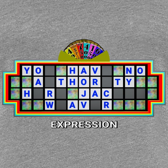 Jackie Weaver Wheel of Fortune