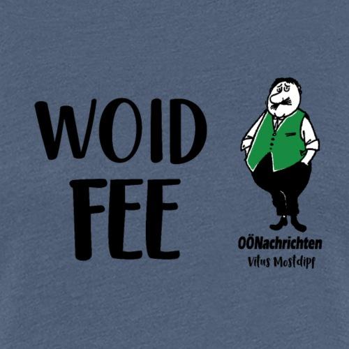 Woidfee - Frauen Premium T-Shirt