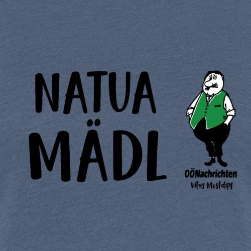 Natuamädl - Frauen Premium T-Shirt