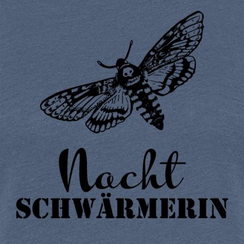 Die NACHT-SCHWÄRMERIN