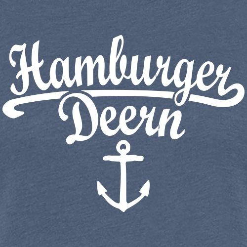 Hamburger Deern Klassik Hamburg - Frauen Premium T-Shirt