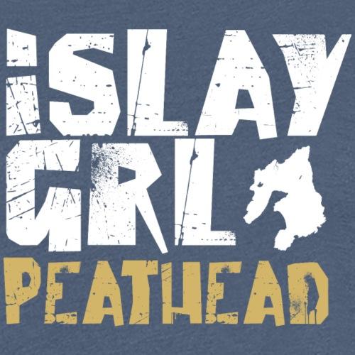 Islay Girl - Frauen Premium T-Shirt