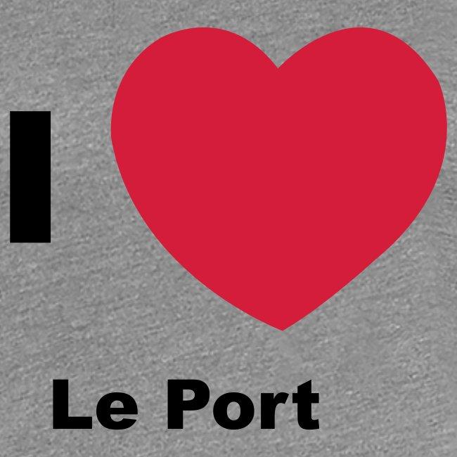 i love le port