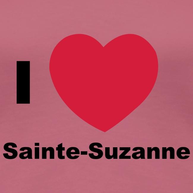i love sainte suzanne