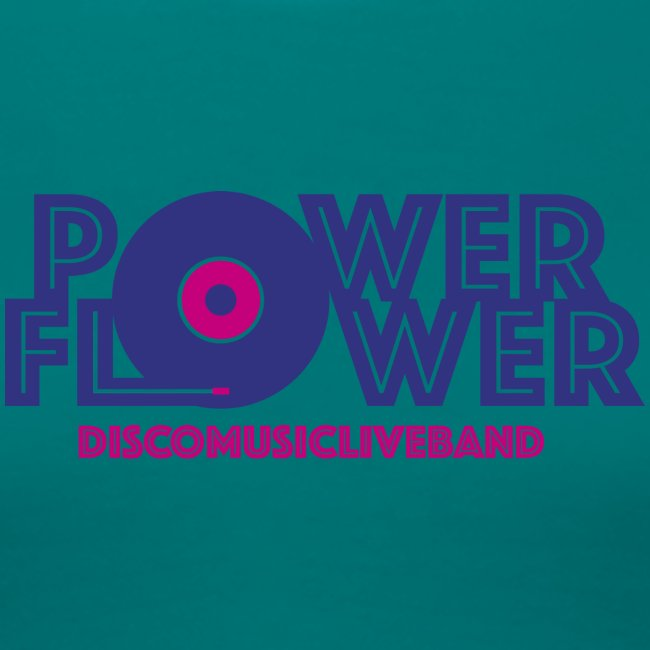 Logo PowerFlower colori