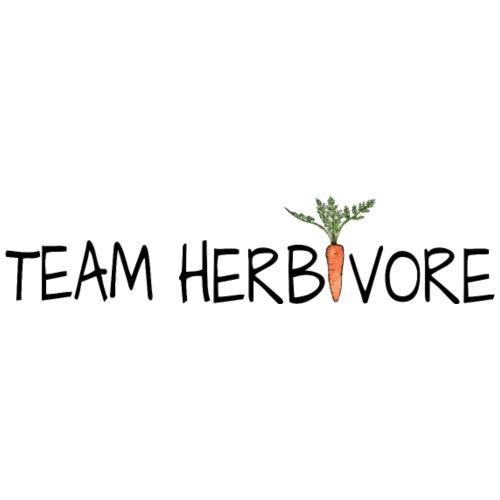 Team Herbivore - Frauen Premium T-Shirt