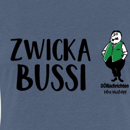 Zwickabussi - Vitus Mostdipf - Frauen Premium T-Shirt