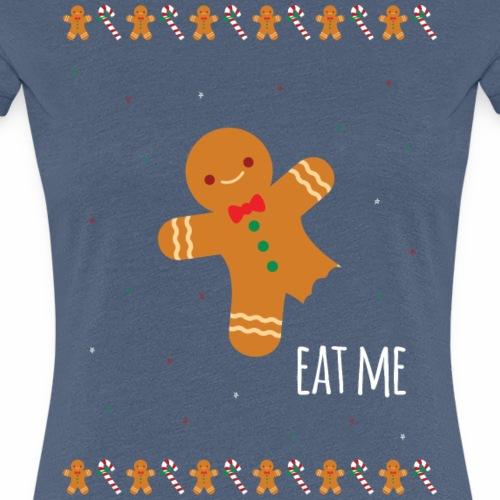 EAT ME - Maglietta Premium da donna