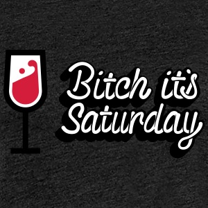 Trump Saturday Bitch - Women's Premium T-Shirt