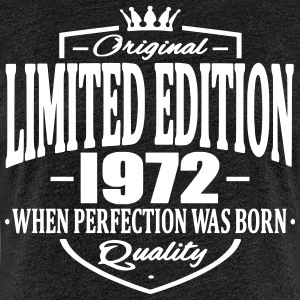 Limited edition 1972 - Women's Premium T-Shirt