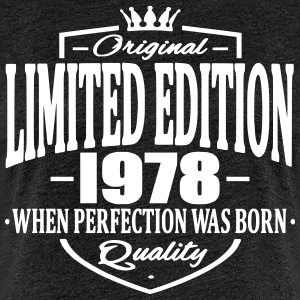 Limited edition 1978 - Frauen Premium T-Shirt