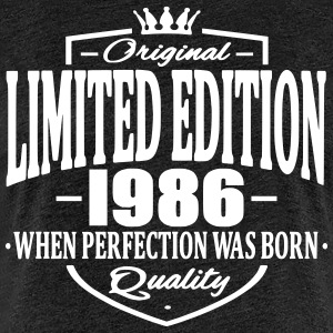 Limited edition 1986 - Women's Premium T-Shirt