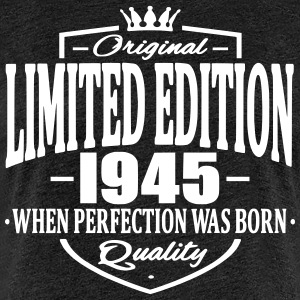 Limited edition 1945 - Premium T-skjorte for kvinner
