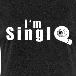 im single - Women's Premium T-Shirt