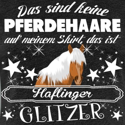 Haflinger - Frauen Premium T-Shirt