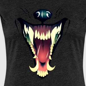 WereWHAT ?! - Women's Premium T-Shirt