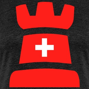 Swiss Spirit Collection - Premium T-skjorte for kvinner