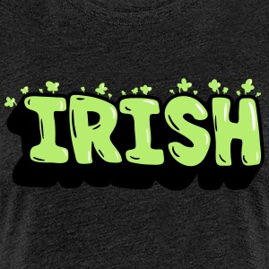Irish 001 - Premium-T-shirt dam