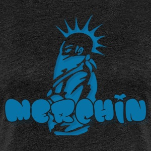 Merchin - Dame premium T-shirt