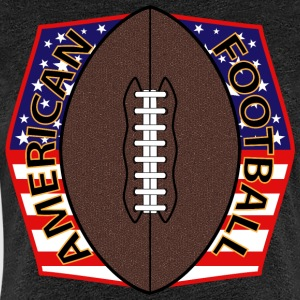 American Football - Frauen Premium T-Shirt