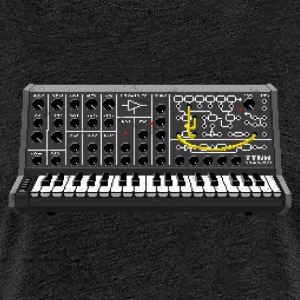 Ms. Twenty pixels Synth #TTNM - Women's Premium T-Shirt