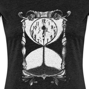 hourglass - Women's Premium T-Shirt